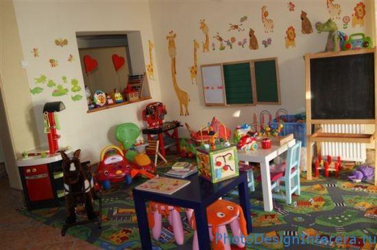 Домашняя детская площадка