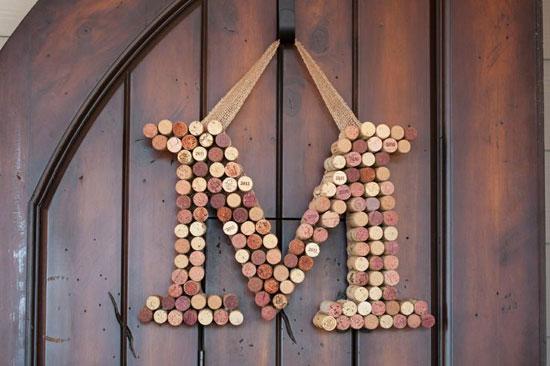 Поделки из винных пробок своими руками: винные пробки в интерьере