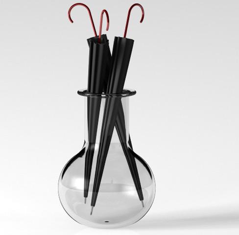 Подставка под зонты в прихожую: как правильно выбрать