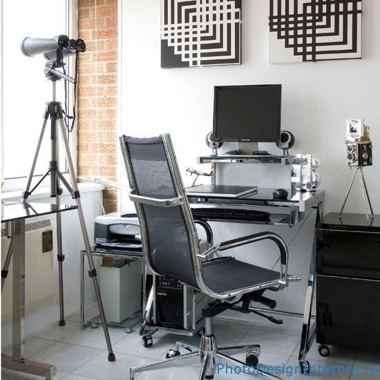 Свежий взгляд на офисные интерьеры