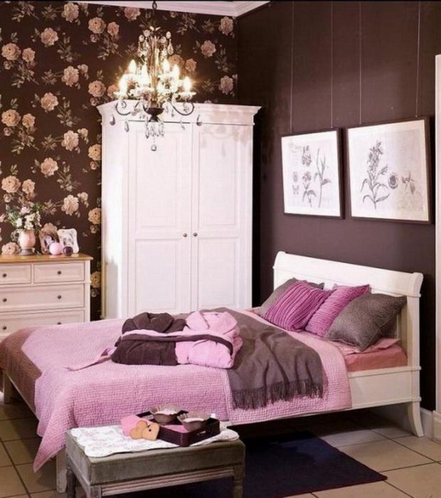 Розовая спальня: практические советы по дизайну