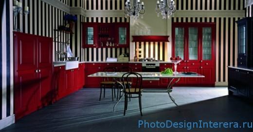 Качественный дизайн кухни от немецкого производителя фото
