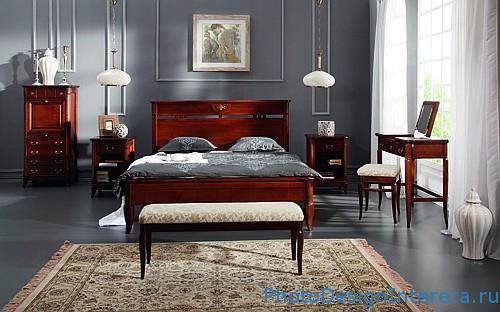 Фотографии интерьера спальни