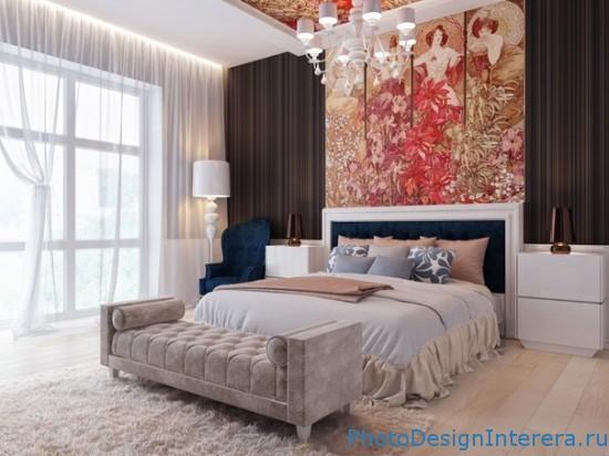 Дизайн спальни в итальянском стиле фото