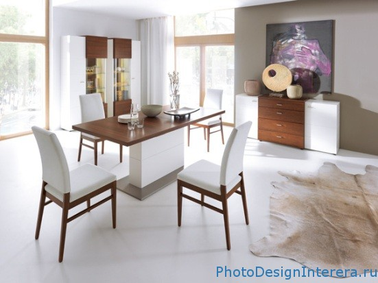 Как правильно подобрать обеденный стол?