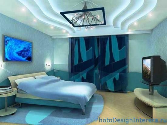 Освещение в спальне, как выбрать?