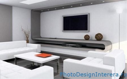 Деревянные и стеклянные тумбы для телевизоров