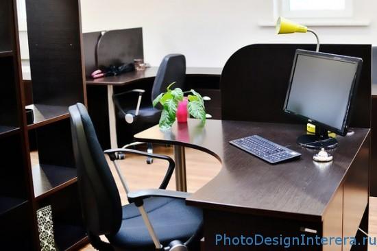 Разновидности столов для офиса