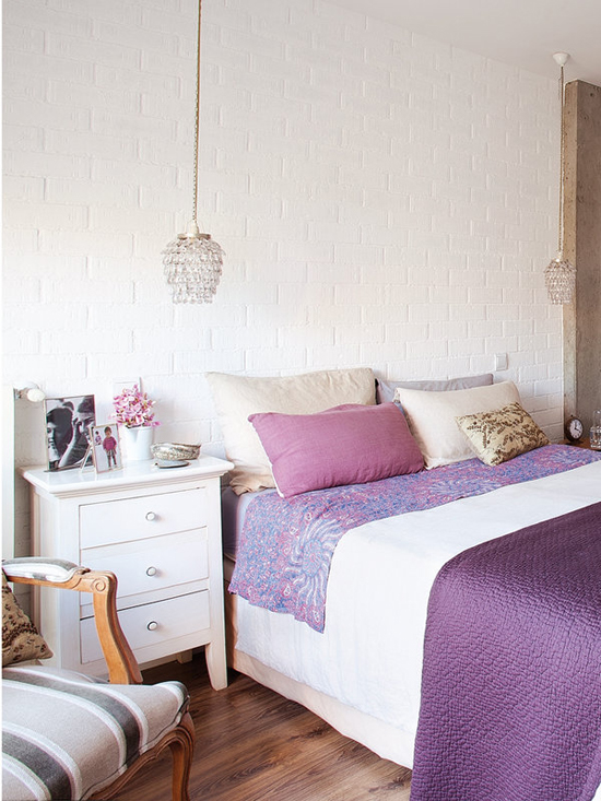 Уютная квартира в Испании: красивый интерьер минимальными затратами