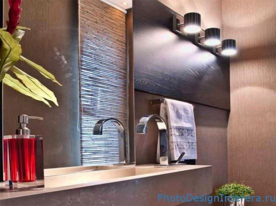 Секреты цвета и света в ванной комнате