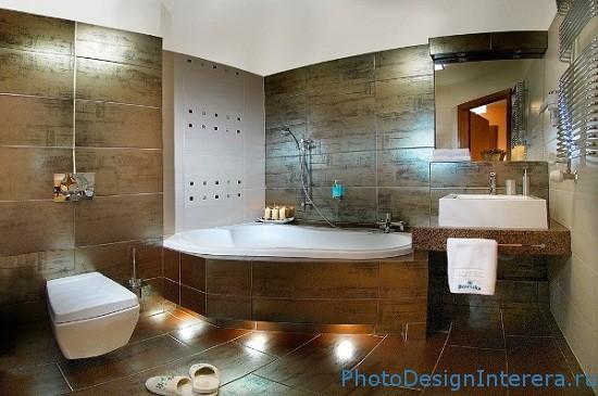 Дизайн ванной комнаты фотографии