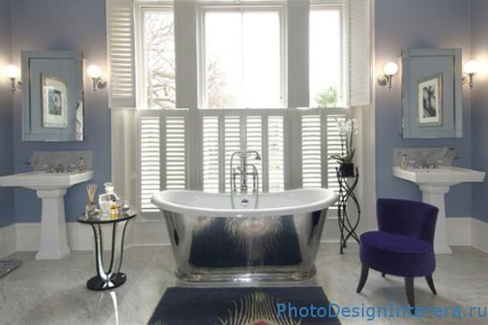 Фотографии роскошной ванной комнаты