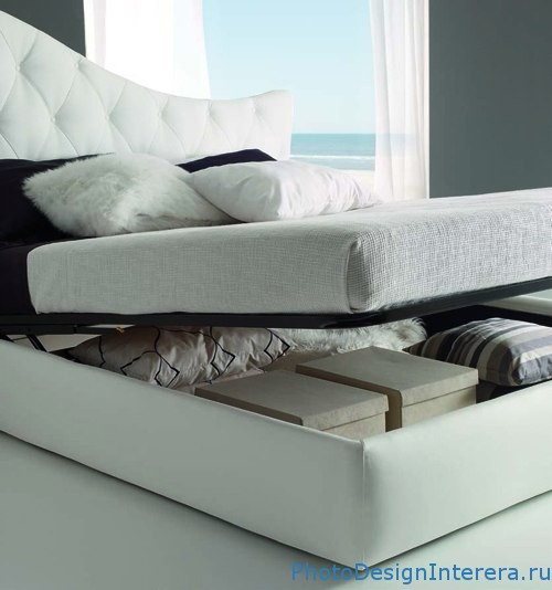 Идеи для хранения вещей в спальне